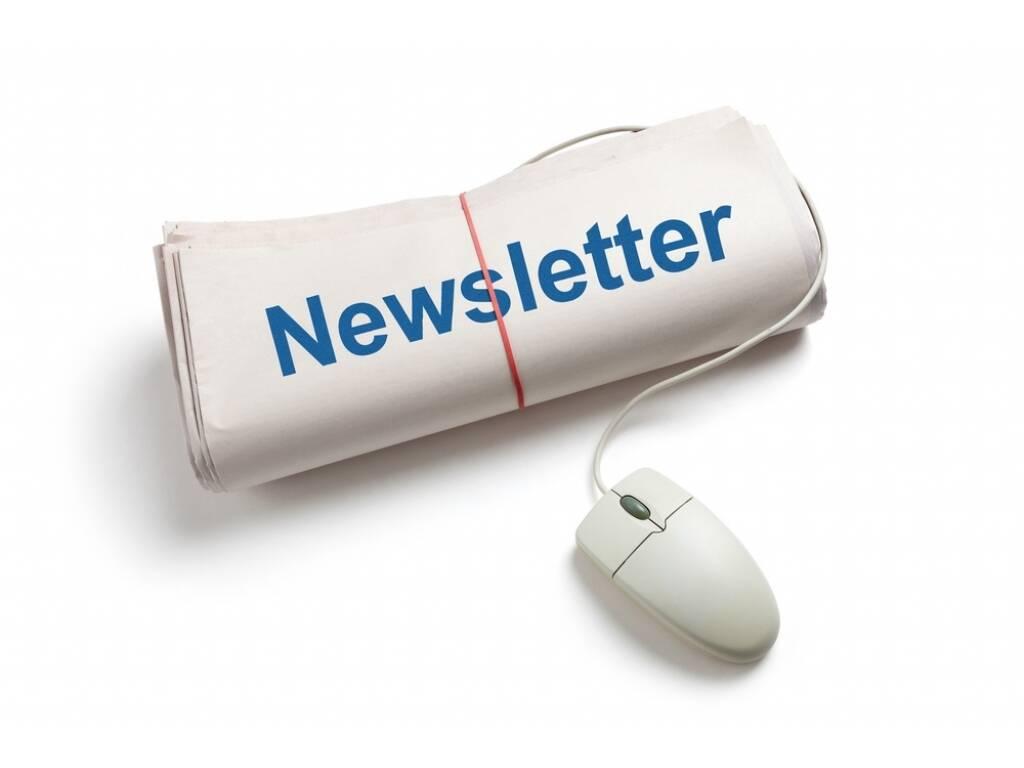 Pronto enviaremos el nuevo newsletter