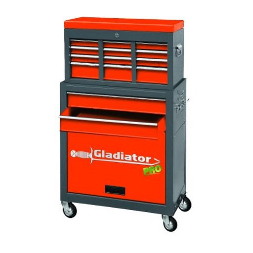 Gabinetes Organizadores Metálicos Gladiator Pro Gh7001