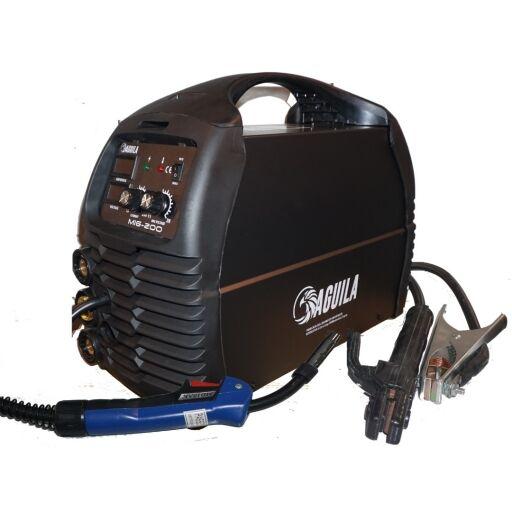 SOLDADURA ELECTRICA AGUILA MIG 200 D (110/220v)