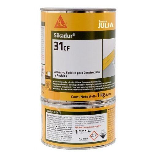 SIKA-PRODUCTOS SIKADUR-31CF (AB) 1 KG