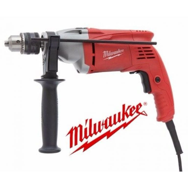 Taladro Percutor 13mm 800w 5375-59 Milwaukee- Herracor