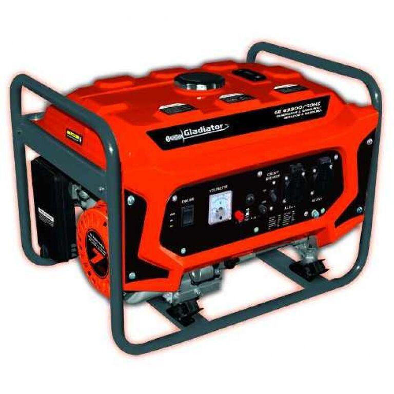 GRUPO ELECTROGENO FOREST/GLA GLADIATOR 3.1/2.8 KW GE63300