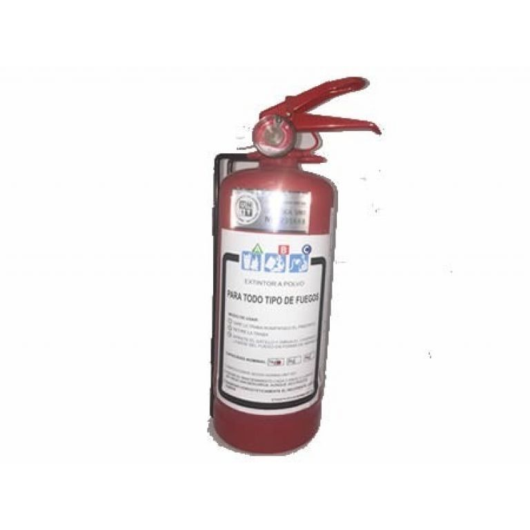 EXTINGUIDOR INCENDIO 1.000 KG POLVO