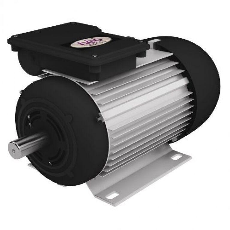 MOTOR ELECTRICO MONOFASICO 2 HP-2900 RPM NEO BLIN.