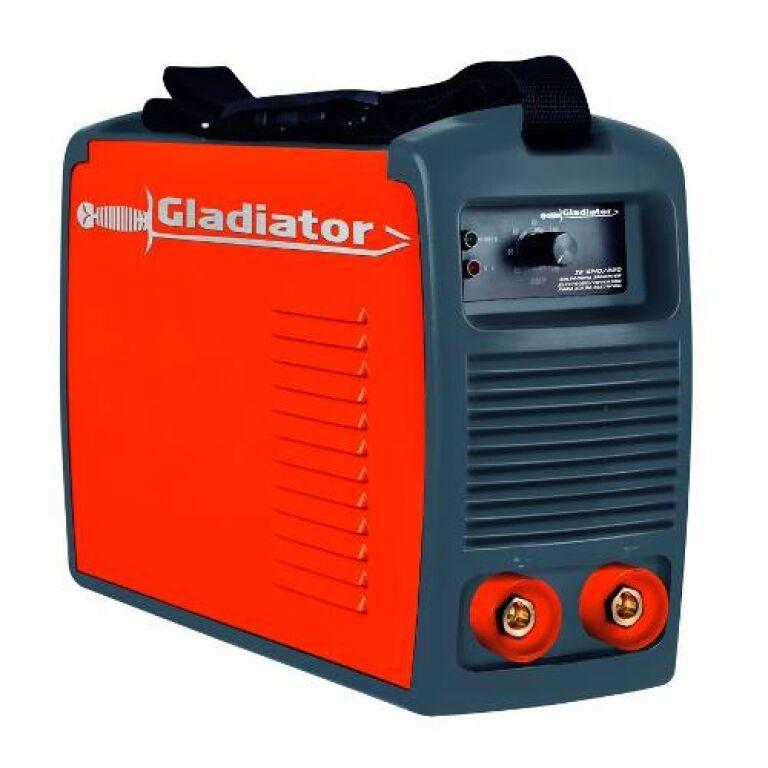 SOLDADURA ELECTRICA GLADIAT. INVERTER 20 A 140 IE6140/1/220