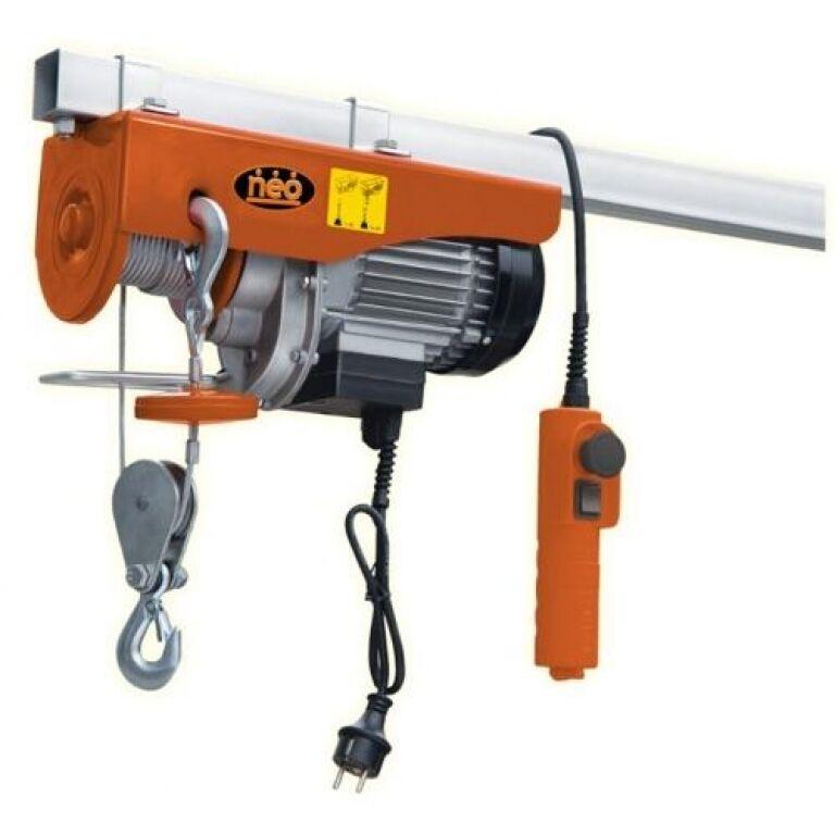APAREJO ELEC. CABLE NEO 300/600 KGS 1050 W AP 9600