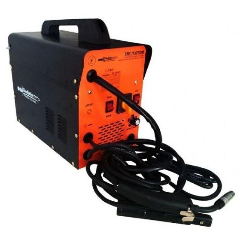 SOLDADURA ELECTRICA GLADIAT. MIG MAG 120 AMP SME 7130