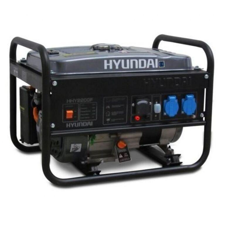 GRUPO ELECTROGENO HYUNDAI DE LUXE 2.20 KVA HYH 2200F