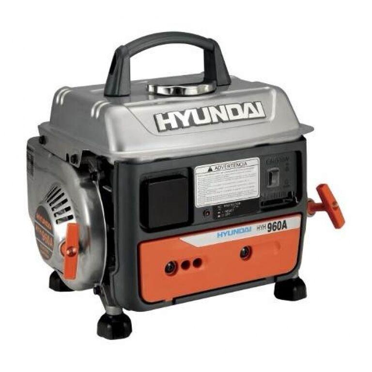 GRUPO ELECTROGENO HYUNDAI DE LUXE 0.78 KVA HYH 960