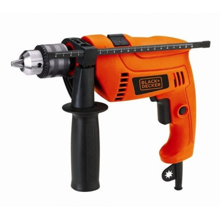 BLACK Y DECKER TALADRO 13 MM C/P 550W HD555K