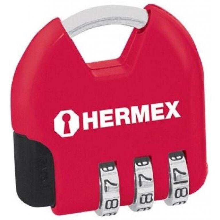 CANDADO COMBINACION HERMEX HERNEX/TRUPER 36 MM CMA 4C
