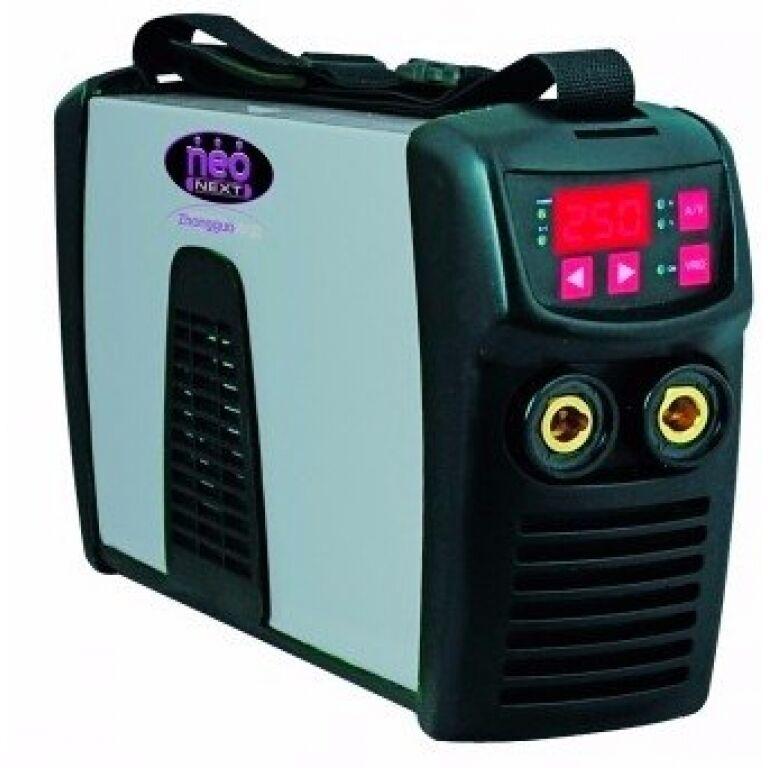 SOLDADURA ELECTRICA NEO INVERTER 250 AMP I11250