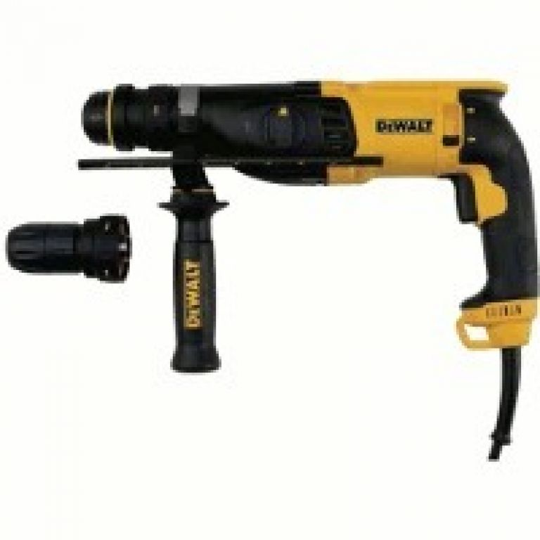 DEWALT ROTOPERCUTOR PLUS 26MM D25133K