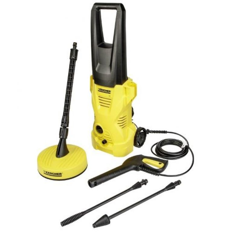 HIDROLAVADORA KARCHER K2 HOME KIT