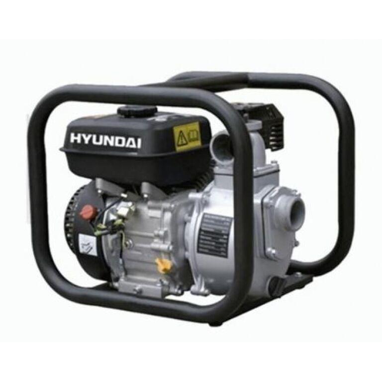"""BOMBA P/AGUA HYUNDAI A NAFTA DIAM 4"""" 8.0 HP HY 100"""
