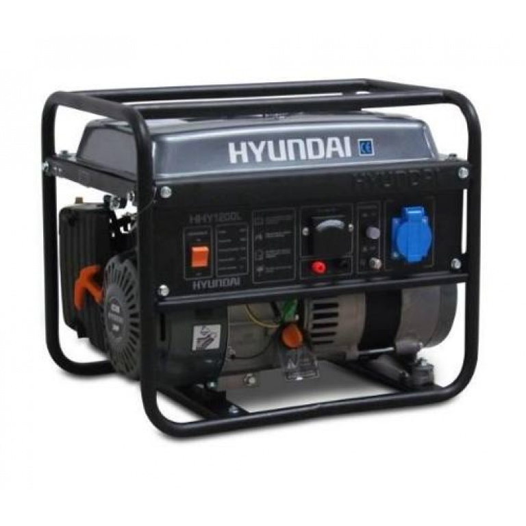 GRUPO ELECTROGENO HYUNDAI DE LUXE 1.10 KVA HYH 1200L