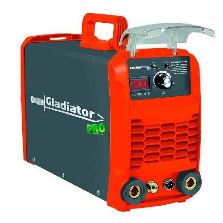 SOLDADURA ELECTRICA GLADIAT. INVERTER/TIG 200A ITE8200/220M