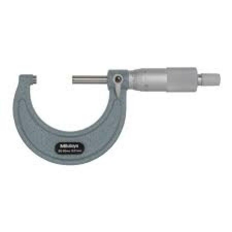 MITUTOYO 103138 MICRO EXTERIOR 25- 50
