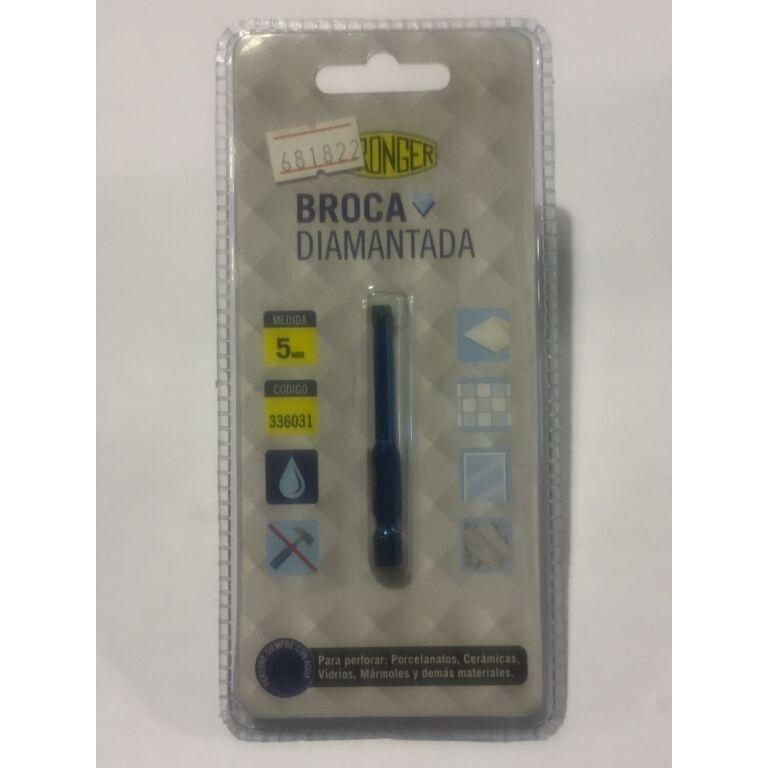 MECHA DIAMANTADA STRONGER 5 MM 336031