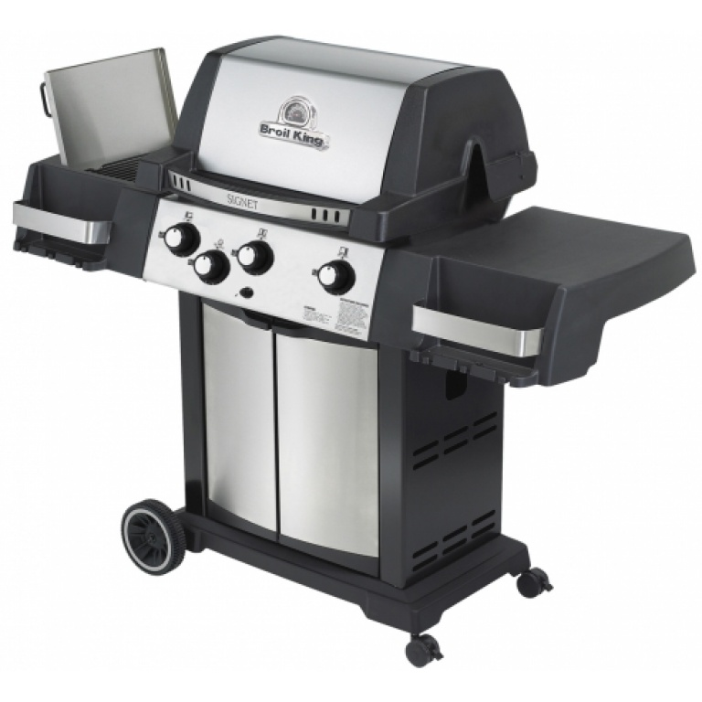 BARBACOAS A GAS Y ACCESORIOS BROIL KING SIGNET 340