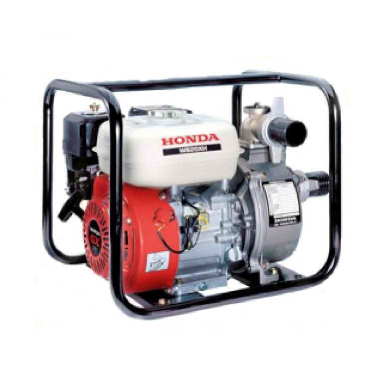 """BOMBA P/AGUA HONDA MOTOR 3.5HP 2"""" WB 20 XH"""