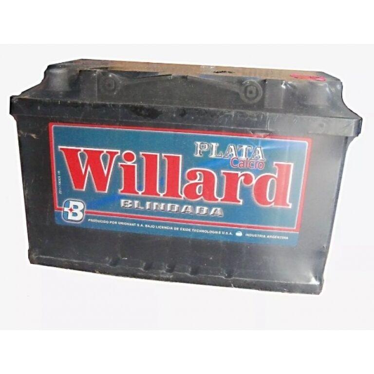 BATERIA WAO/WILLARD 110 AMP IZQUIERDA