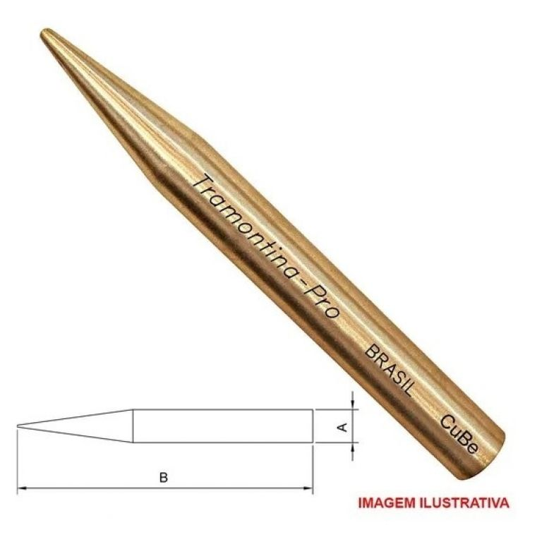 HERRAMIENTAS ANTI CHISPAS PUNTA 400 MM 44238/040