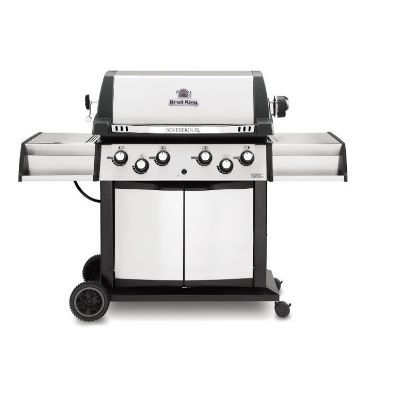 BARBACOAS A GAS Y ACCESORIOS BROIL KING SOVEREIGN XL