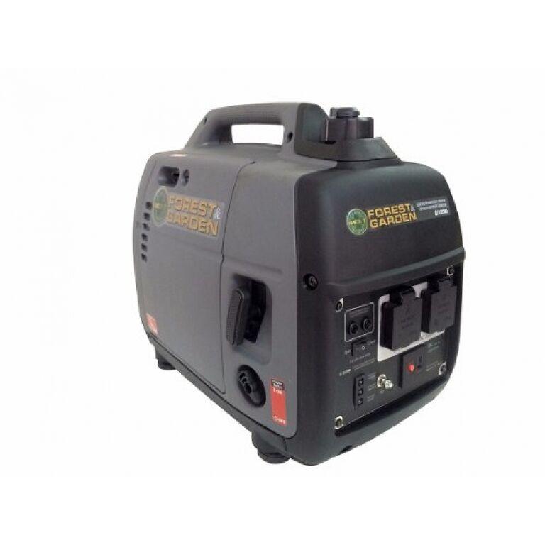 GRUPO ELECTROGENO FOREST/GLA INVERTER NAFTA 2.0 kw GI12200