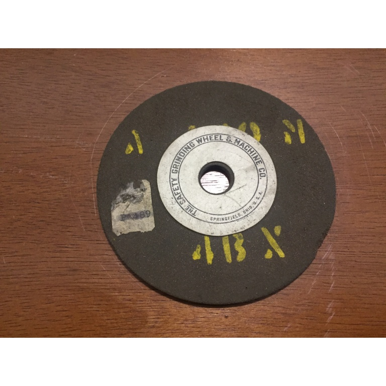 RUEDA DE AMOLAR ACERO 79- 4' X 1/8-100