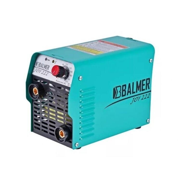 SOLDADURA ELECTRICA BALMER INVERTER JOY 222 (200 AMP)