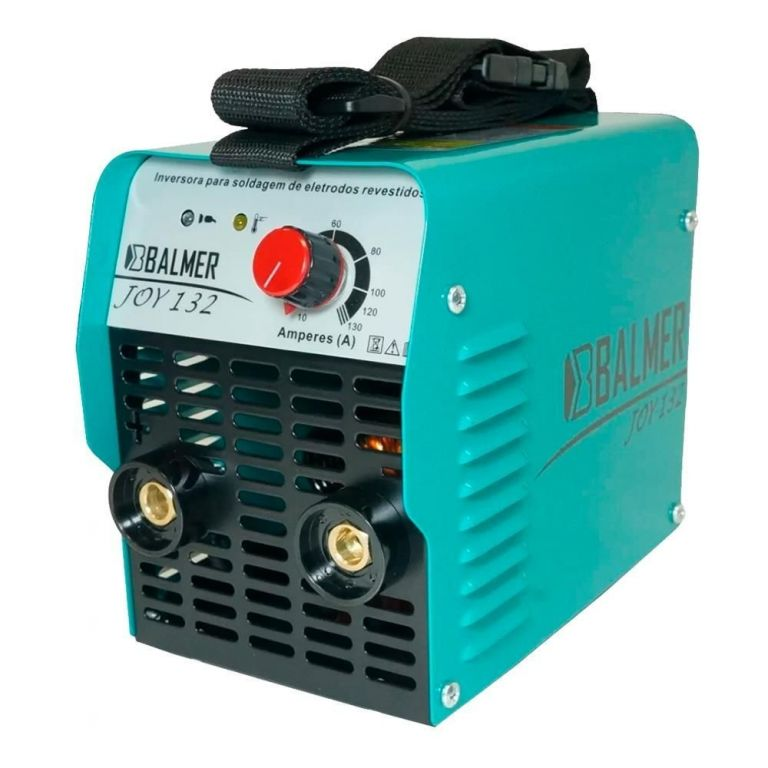 SOLDADURA ELECTRICA BALMER INVERTER JOY 132 (130 AMP)