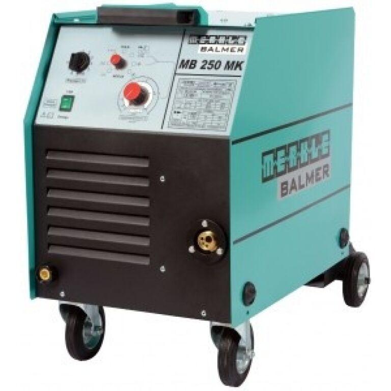 SOLDADURA ELECTRICA BALMER MIG/MAG 250 K