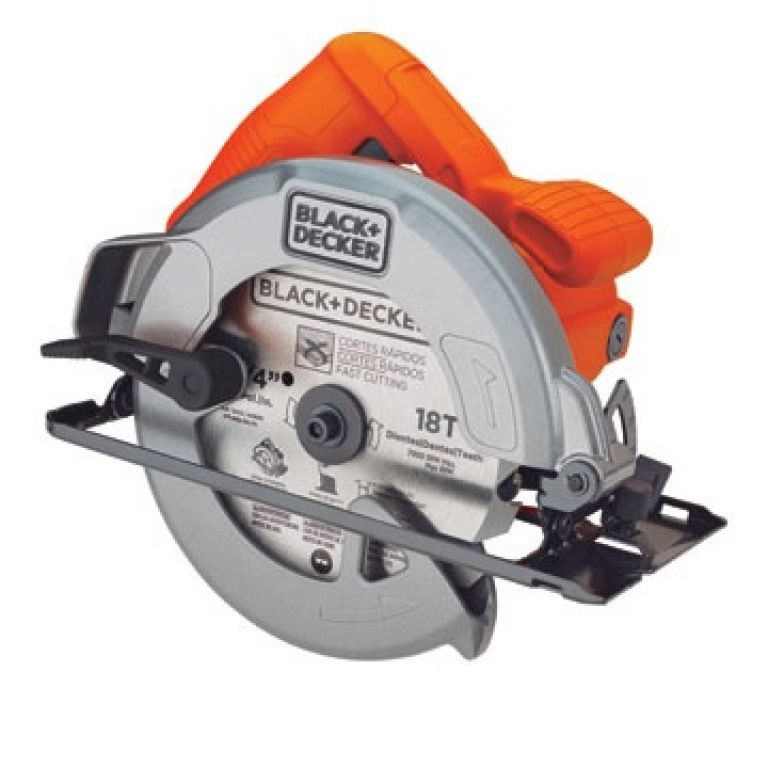 BLACK Y DECKER SIERRA CIRCULAR 1400W CS1004
