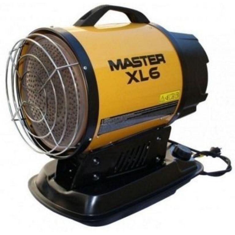 CALEFACTOR MASTER XL 6