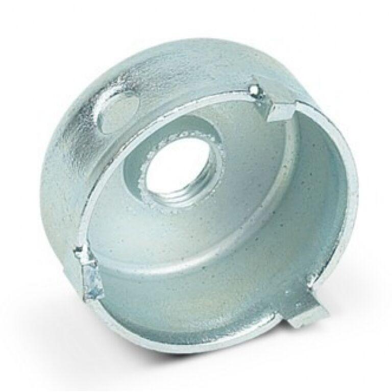 Broca Carburo Tungsteno P/cerámica 45mm Rubi 4964 Herracor