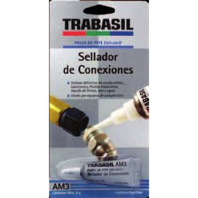 TRABASIL AM3 CAÑERIAS C/TEFLON 6 GRS