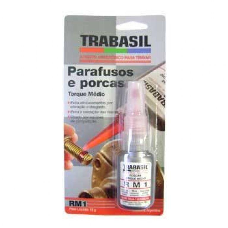 TRABASIL RM1 BULONES 15 CC