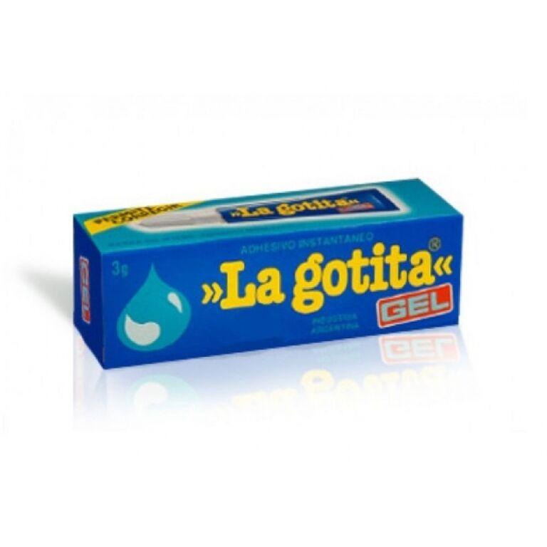 CEMENTO POXIMIL-LA GOTITA 3 ML GEL