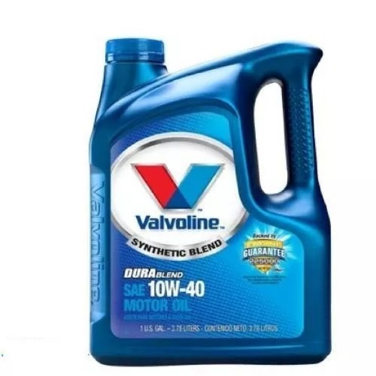 ACEITE VALVOLINE DURABLEND SAE 10W/40 1-GALON