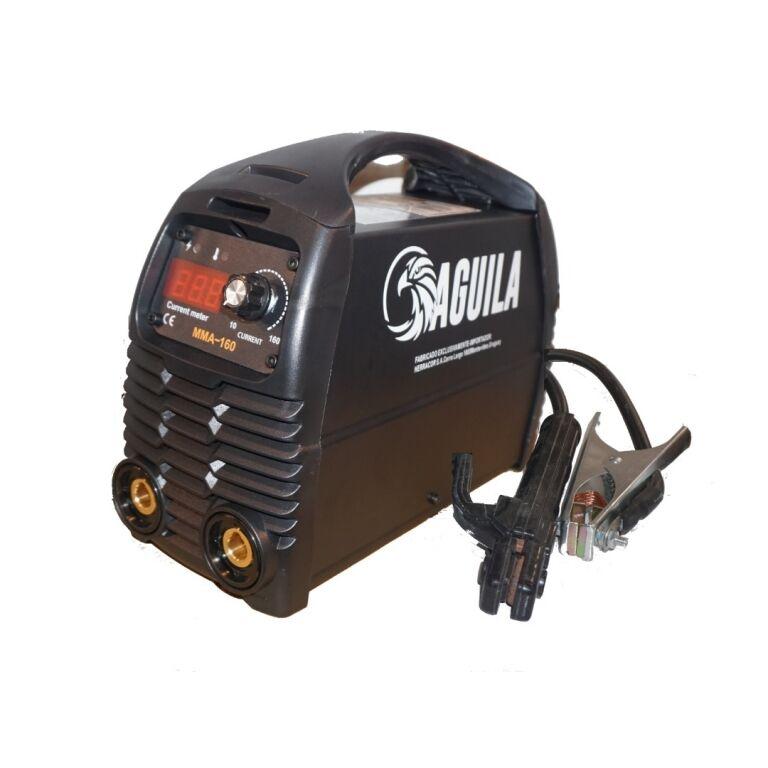 SOLDADURA ELECTRICA AGUILA MMA 160 B (110/220v)