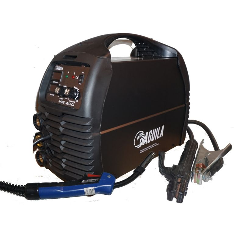 SOLDADURA ELECTRICA AGUILA MIG 200 D (110220v)
