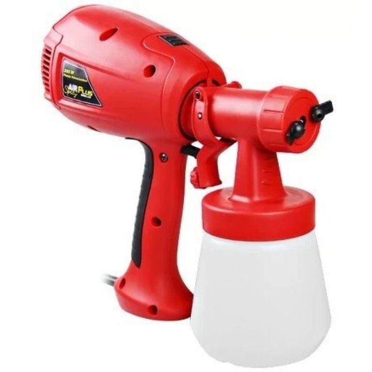 PISTOLA DE PINTAR- EQUIPO SCHULZ AIR PLUS SPRAY 300 W