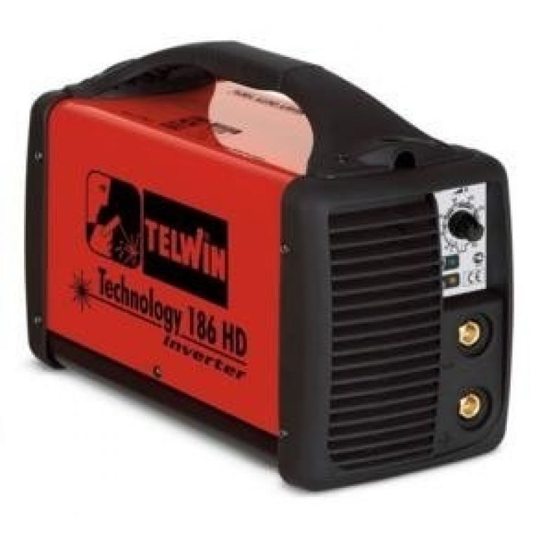 SOLDADURA ELECTRICA TELWIN INVERTER TECNOLOGY 186HD