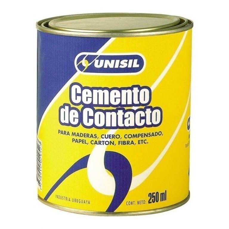 CEMENTO CONTACTO UNISIL 0.250 LT