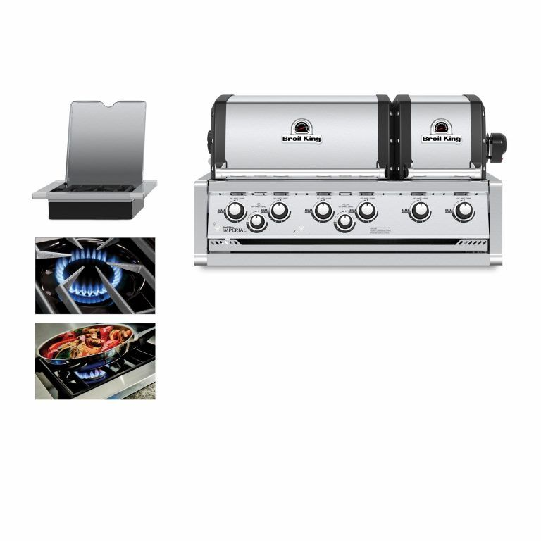 BARBACOAS Y ACCESORIOS BROIL KING IMPERIAL XLS EMPOTRABLE
