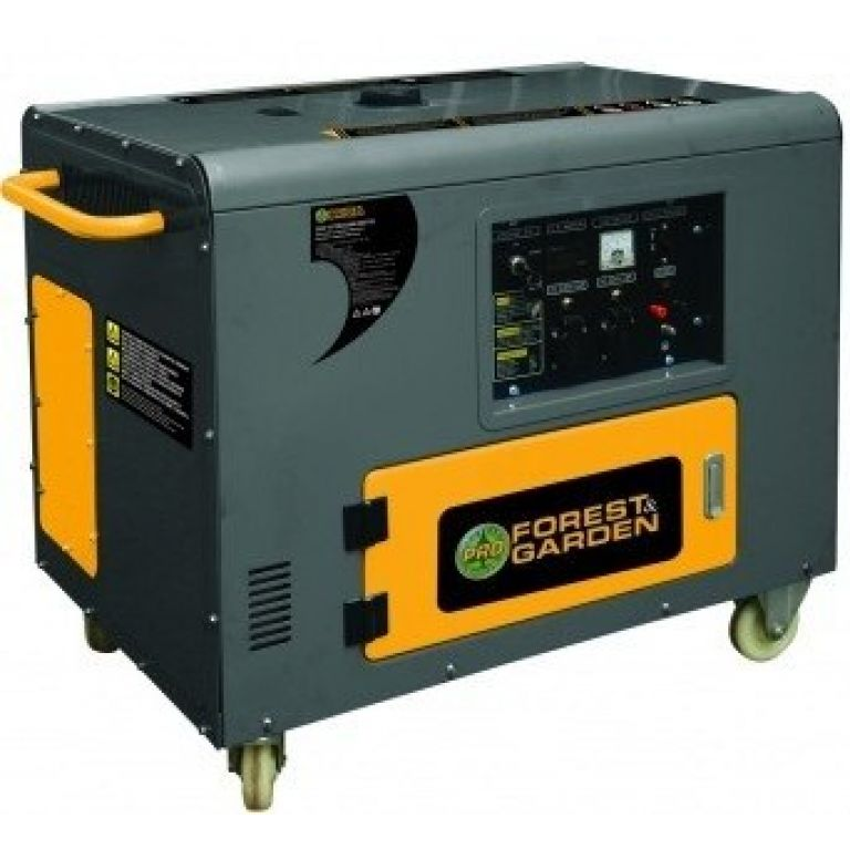 GRUPO ELECTROGENO FOREST/GLA FOREST 7.7/7.0 KW GGS10770E