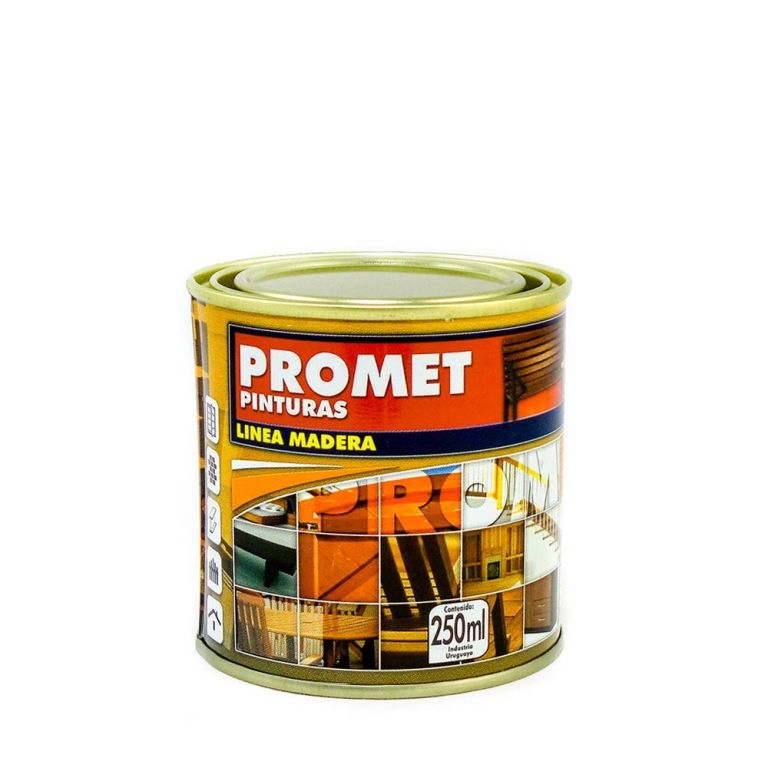 PROMET-PROTECTOR P/MADERA ROBLE OSCURO 1/4 LT 33081/4