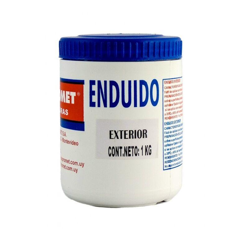 PROMET-ENDUIDO P/EXTERIORES 1 KG ENDUEX1