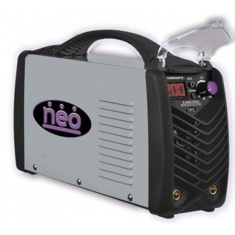 SOLDADURA ELECTRICA NEO INVERTER 20 A 200 IE9200/1/220